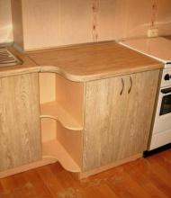 Недорогая мебель для кухни